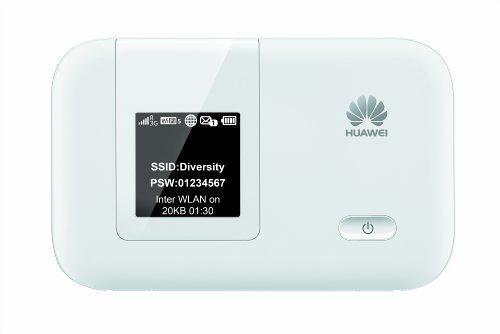HUAWEI E5372-w Mobile WiFi Access Point weiß