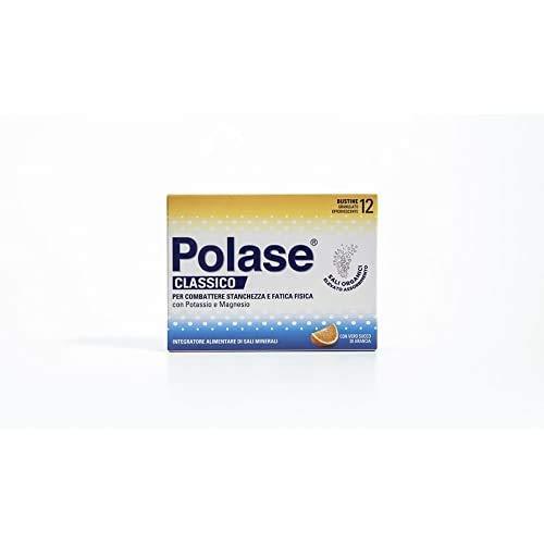 Polase Arancia 12 Bustine - 150 Gr