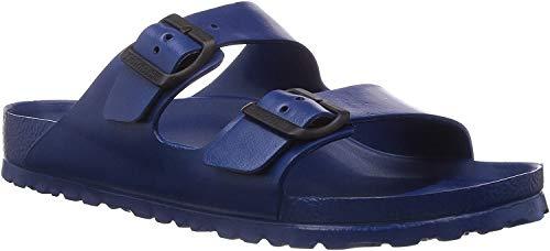 Birkenstock Herren ARIZONA EVA Pantoletten, Blau (Navy 31), 42