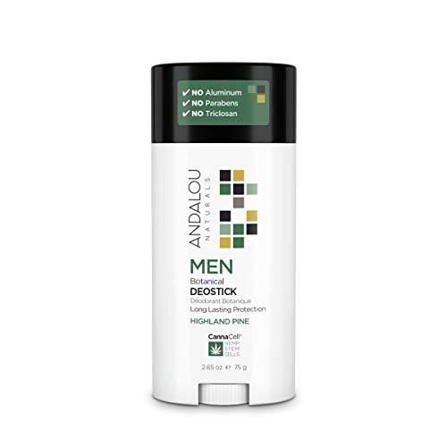 Andalou Naturals Déodorant botanique pour homme