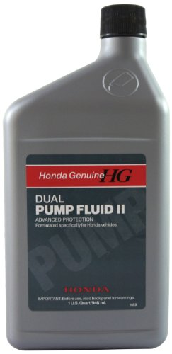 Honda Genuine Dual Pumpe II Differential