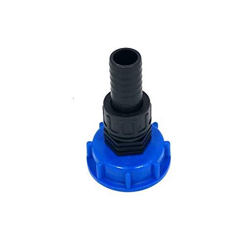 CM135288 Kappenverschraubung S60 X 6 IBC boîtier en plastique avec écrou Accessoires Conteneur Citerne adaptateur Fitting Kanister