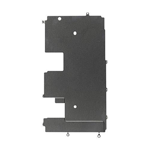 LBE – Placa metálica térmica aislante de repuesto compatible con iPhone 8G 8 – Pieza separada – pieza situada detrás de la pantalla LCD del iPhone 8