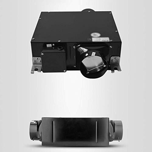 Extractor De Baño, Extractor de baño Ventilador, extractor de cocina Ventilador de doble velocidad Control de doble velocidad Tipo centrífugo Air Ducto fácil de limpiar fuerte