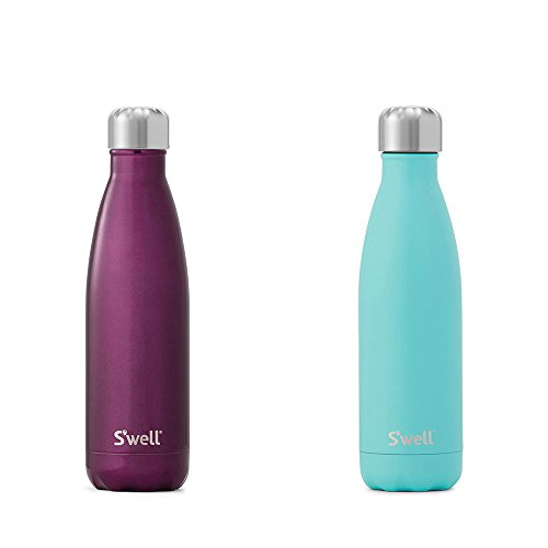 A bottle of S well water