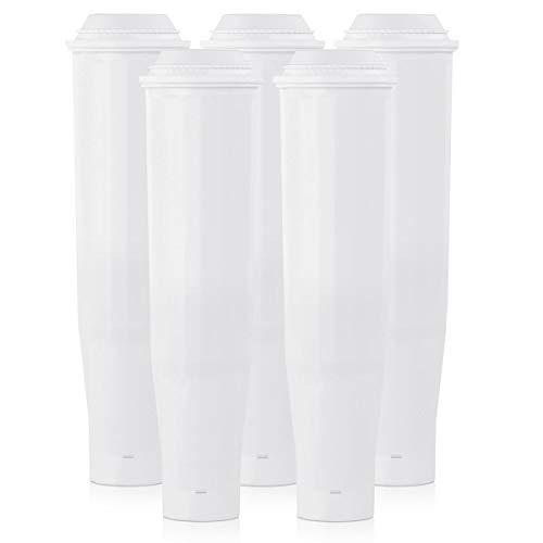 Jura Filterpatrone Claris Pro White - Für eine optimale Wasserqualität - Nur für IMPRESSA X9 Win/X9 und IMPRESSA X7-S geeignet (5er Pack)