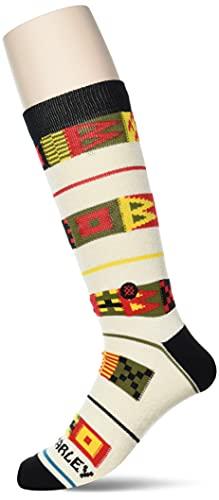 Meia Stance Bob Marley Stripe A558D20Bsr G Canvas