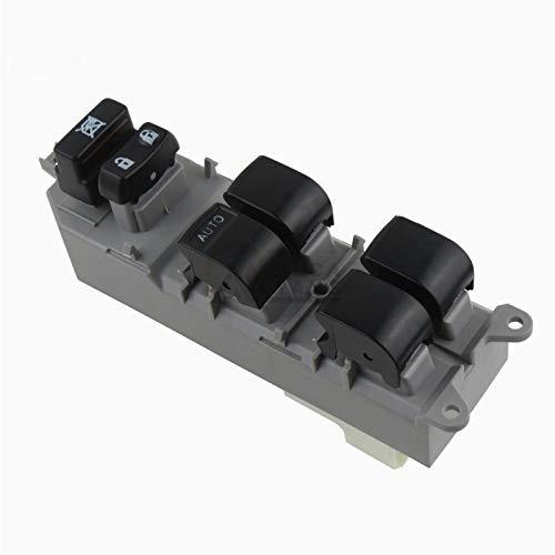 KUANGQIANWEI Botonera elevalunas Master Power Window Interruptor Interruptor Ajuste for Toyota RAV4 FIT for Corolla AURIS Urban Cruiser 84820-0R010