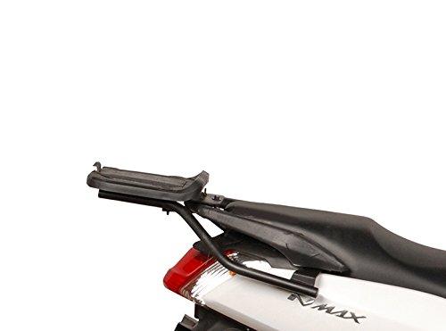 Shad Y0NM15ST Soporte de Baúl para Yamaha Nmax 125, Negro