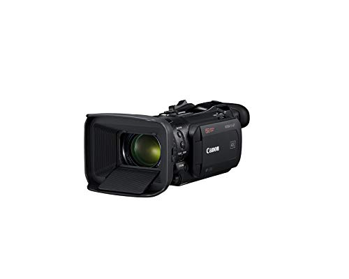 """Canon VIXIA HF G60 Video Camera Camcorder with 4K UHD Video at 30p, 1.0"""" CMOS Image Sensor, Dual Pixel CMOS AF, 15x Optical Zoom lens, DIGIC DV 6 Image Processor,and 3.0-inch touch panel LCD"""