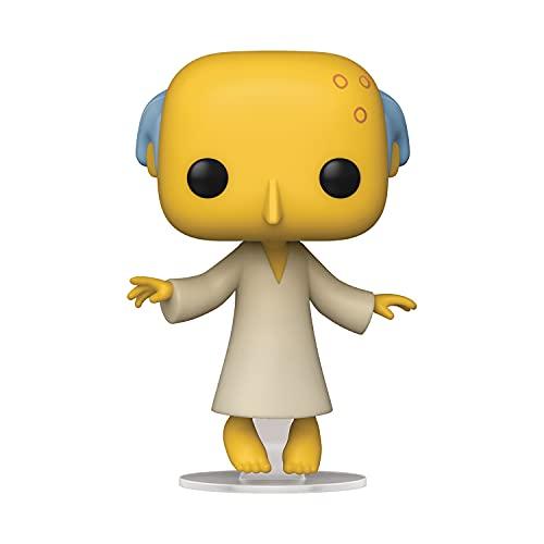 Funko Pop Animation: Simpsons - Sr Burns Radioactivo Exclusivo