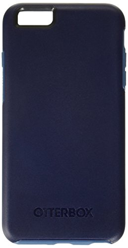 NEW OtterBox SYMMETRY SERIES Case for iPhone 6 Plus/6s Plus (5.5' Version) - Retail Packaging - BLUEBERRY (ADMIRAL BLUE/DARK DEEP WATER BLUE)