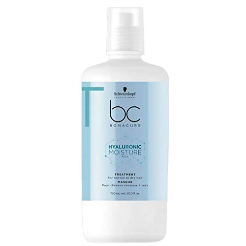 Schwarzkopf Professional BONACURE Hyaluronic Moisture Kick Treatment, 750 ml