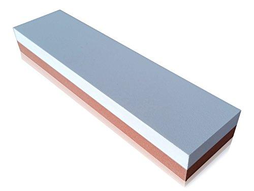 Abziehstein DUO | Kombi Schleifstein Körnung 700 / 3000 | Maße: 200 x 50 x 25 mm | Ein PODURO Angebot