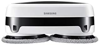 Samsung Jetbot Robotic Cleans With Dual Spinning Microfiber Pads