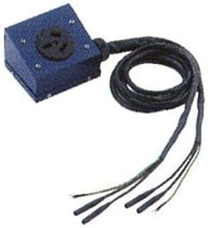 ヤマハ発電機 並列コード 差込みプラグ付 (EF1600iS・EF16HiS・EF2000iS用)