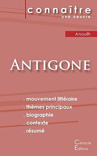 Fiche de lecture Antigone de Jean Anouilh (Analyse littéraire de référence et résumé complet)
