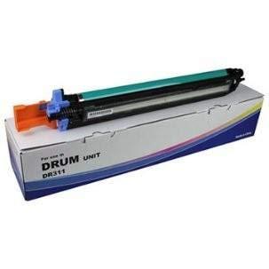 A0XV1RD-DR-311K Drum Tamburo Compatibile Nero Per Konica Minolta C220 C280 C360 Olivetti MF280 MF360