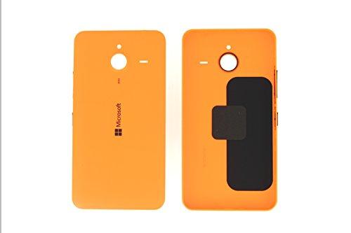 Original Microsoft Lumia 640XL Batterie-Deckel–02510P9 - knalliges orange