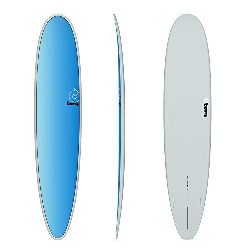 TORQ Tabla de surf Epoxy TET 9.0 Full Fade Malibu