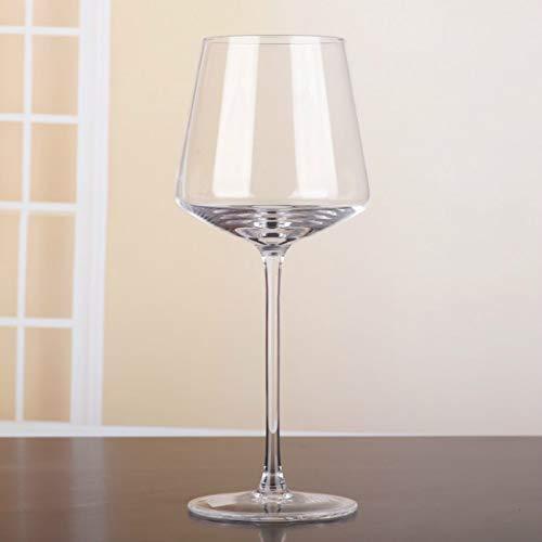 Xacxl Rotwein-Glas-Kristallglas-Becher-Wein-Cup Trinkgefäß Bar Restaurant Startseite Gläser