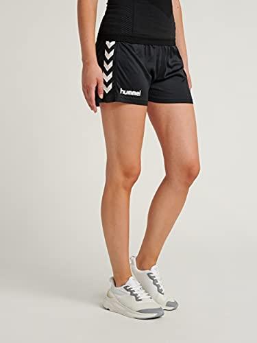 Hummel Damen Shorts Core S,schwarz(black), M, 11-086-2001