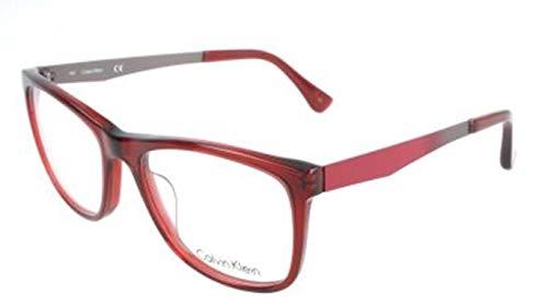 CK CK5882 604 -52 -18 -140 cK Brillengestelle CK5882 604 -52 -18 -140 Rechteckig Brillengestelle 52, Rot