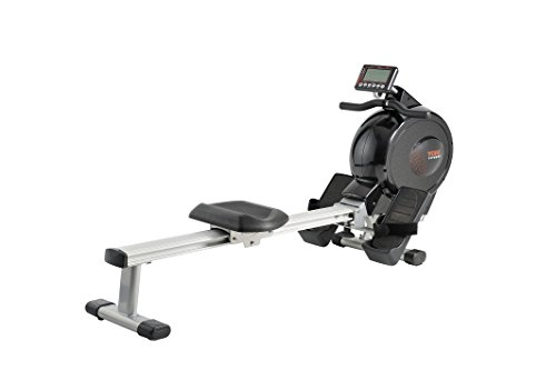 York Excel 310 Rower Rowing Machine - Black