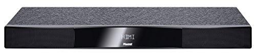 Magnat Sounddeck 150   Home Cinema Sounddeck inkl. Downfire Subwoofer   Bluetooth aptX, USB, HDMI, CEC, ARC, Toslink, 3D-Raumklang, Schwarz
