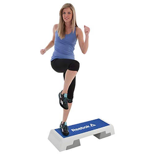Reebok Stepper Step, Semi-professionell, Blau