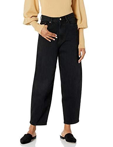 The Drop Women's Zoe Balloon Leg Shape High-Rise Jean