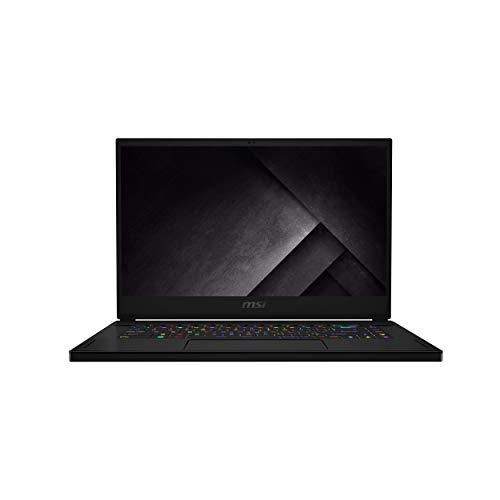 "MSI GS66 Stealth 10SE-616XES - Ordenador portátil Gaming de 15.6"" FullHD 240Hz (Intel Core i7-10875H, 32GB RAM, 1TB SSD, Nvidia RTX 2060-6GB, sin sistema operativo) negro - Teclado QWERTY Español"