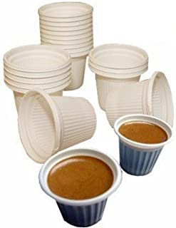 Mini disposable for Cuban Style and espresso coffee cups 3/4 oz. Pack of 1500