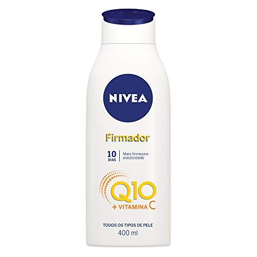 Loção Hidratante Firmador Q10 Plus 400 ml, Nivea