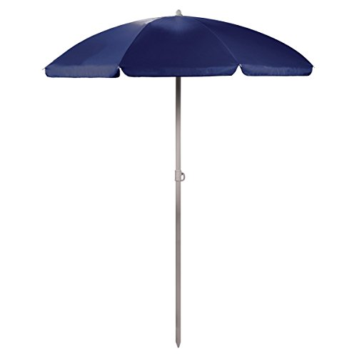 ONIVA - a Picnic Time Brand Outdoor Canopy Sunshade Umbrella 5.5', Navy