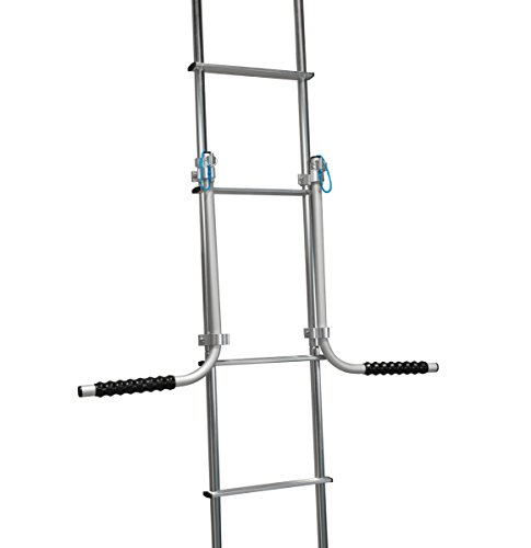 RV Ladder Mount System - Universal RV Ladder Rack for SmartTote2 | Portable RV Waste Tote Tanks | Bikes | Chairs - Thetford 40830