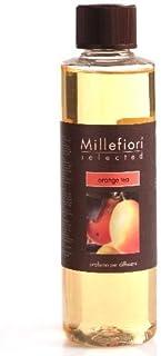 Millefiori SELECTED リードディフューザー専用リフィル 250ml オレンジティ SDIF-25-008