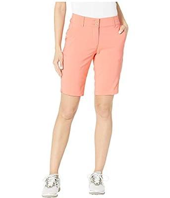 """Skechers Golf Women's High Side 10"""" Bermuda Short, Desert Flower, 8"""