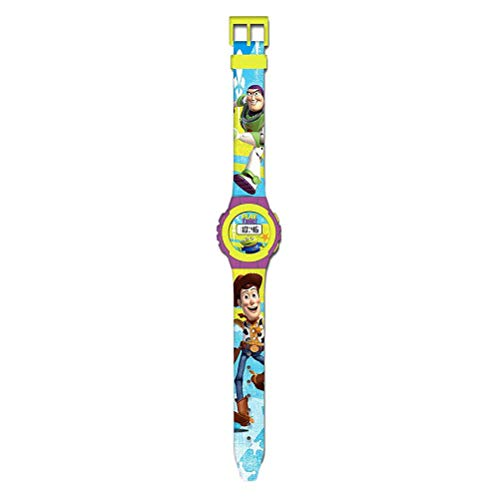 Toy Story Reloj Digital 4 (WD20329), Multicolor (Kids Licensing 1)