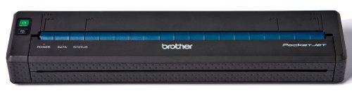 Brother PJ-623 - Impresora térmica portátil A4 (6ppm y 300ppp, Interfaz USB)