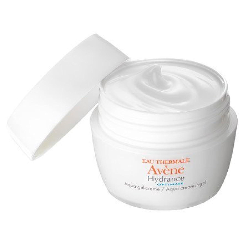 Avene Aqua Cream in Gel アベンヌ ミルキージェル 保湿ジェルクリーム 50g [海外直送品] [並行輸入品]