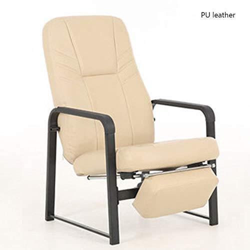 Jieer-C Ergonomische stoel, schoonheidsstoel, sofa, massagestoel, draagbaar, voor bed, woonkamer, ontspanning, multifunctioneel, kantelbaar, tattoo, nagelverzorging, huidverzorging, make-up masker 4 4