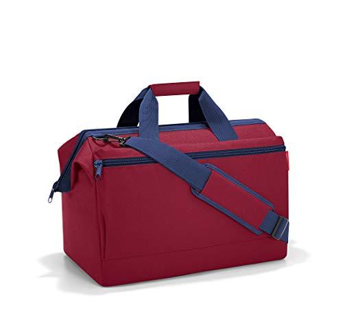 Reisenthel Allrounder L Pocket Reisetasche Dark Ruby 32 L