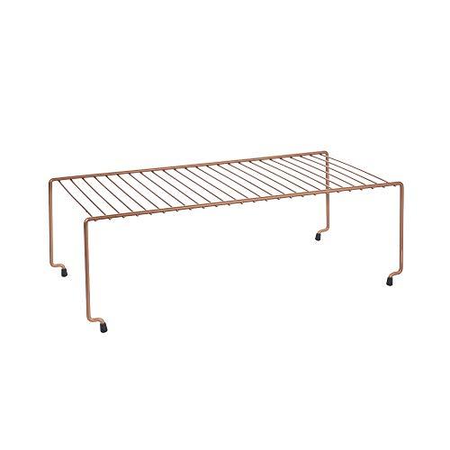 Metaltex Brooklyn Copper - Estante Apilable, Color Cobre