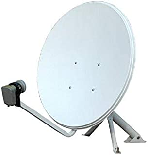 PRIFIX 100 CM Offset Satellite Dish