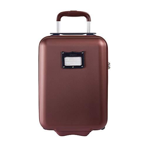 Tann's Pondichery Bagage Cabine, 43 cm, 20 L, Bordeaux