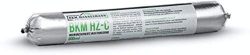 BKM.Mannesmann Injektionscreme HZ-C (6x600g) I Horizontalsperre Mauerwerk - zur Trockenlegung aufsteigender Nässe in feuchten Wänden I MFPA geprüfte & WTA zertifizierte Mauerabdichtung