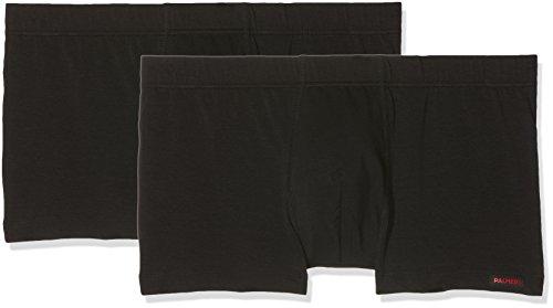Palmers Herren Pure Cotton Pants Doppelpack Boxershorts, Schwarz (Schwarz 900), Large (2er Pack)