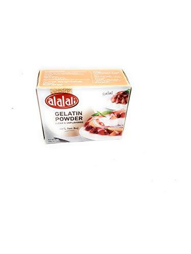 reines Halal-Gelatine-Rindfleischpulver 50 Gramm aus Arabien