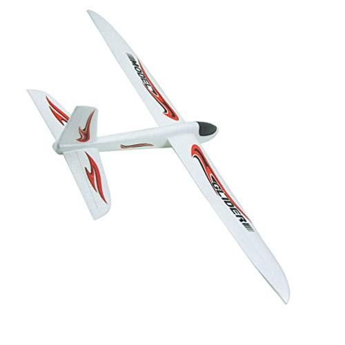 STOBOK Schaumstoff Flugzeug Styropor Flugzeug Werfen Flieger 99cm Kinder Flugzeug Spielzeug Modell Outdoor Sport Werfen Spiel Im Freien Garten
